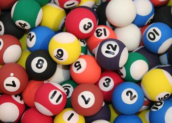 Pool Bouncy Balls - Superball Refill